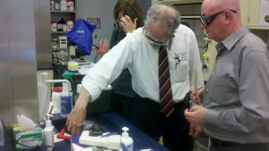 Laboratory Safety Inspection