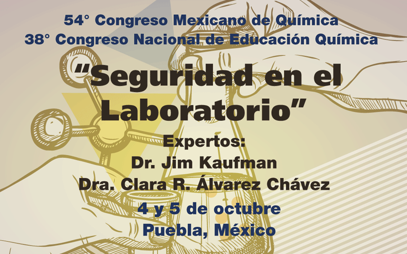 Puebla, Mexico Two-Day Lab Safety Short Course 10/4/19