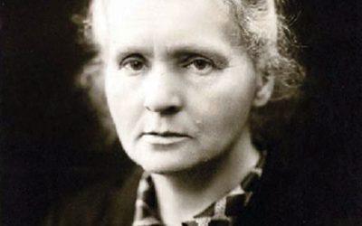 Marie Curie: Looking Back, Looking Forward