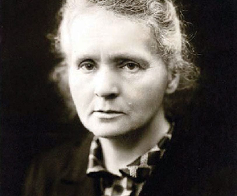 Marie Curie: Looking Back, Looking Forward