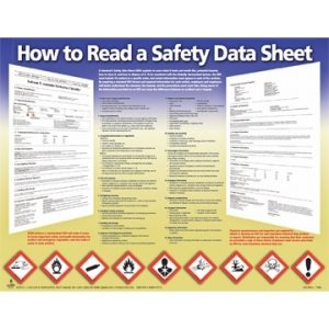 How to read a lab safety data sheet