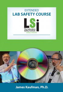 Lab Safety Course DVD