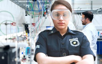 Enforcing Lab Safety Without Being an Enforcer