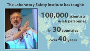 Lab Safety Institute has taught 100,000 scientists in 30 countries