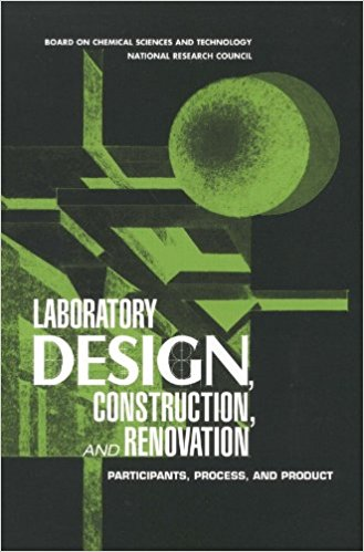 Laboratory Design, Construction and Renovation Cover