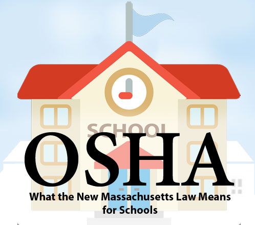 How to Comply With MA's New OSHA Regulations ($99 teacher pricing) *CONFIRMED*