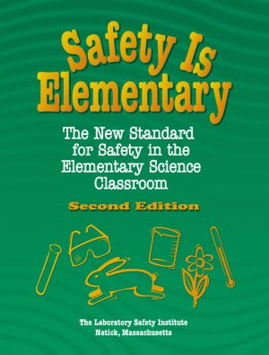 Safety Is Elementary - Cover